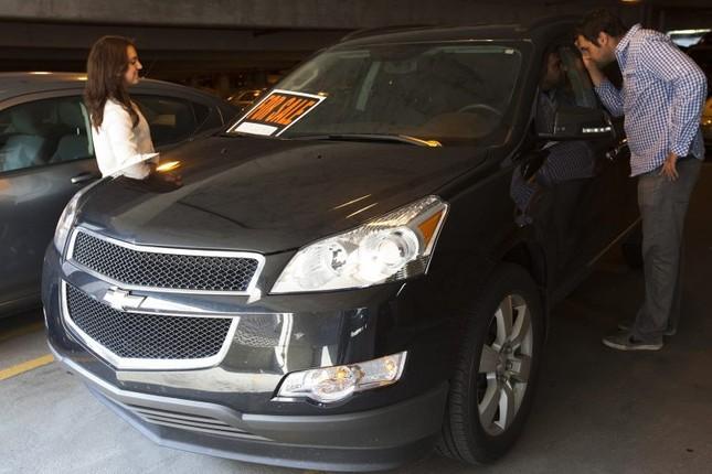 Ôtô cũ tại Mỹ ngày càng đắt? ảnh 1