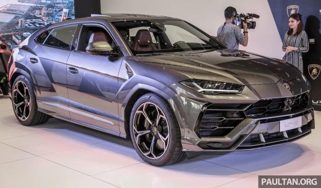 Volkswagen phủ nhận tin đồn bán thương hiệu Lamborghini ảnh 1
