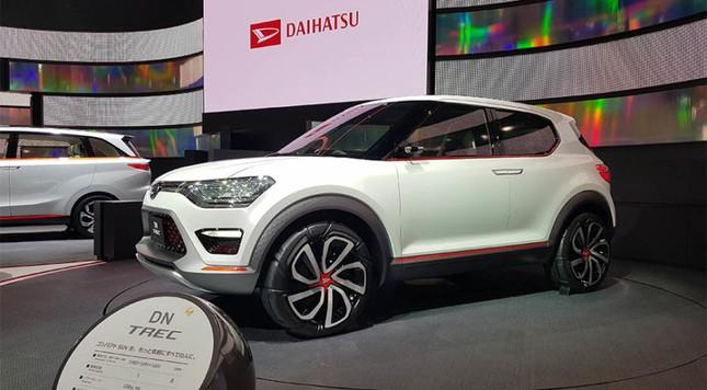 SUV cỡ nhỏ Toyota Rise sắp ra mắt toàn cầu ảnh 2