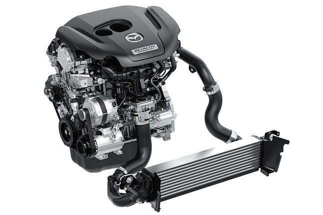 Mazda CX-5 mới với động cơ 2.5L tăng áp đến thị trường Thái Lan ảnh 1