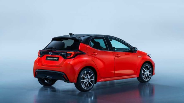 Toyota Yaris thế hệ mới trình làng thị trường châu Âu ảnh 1