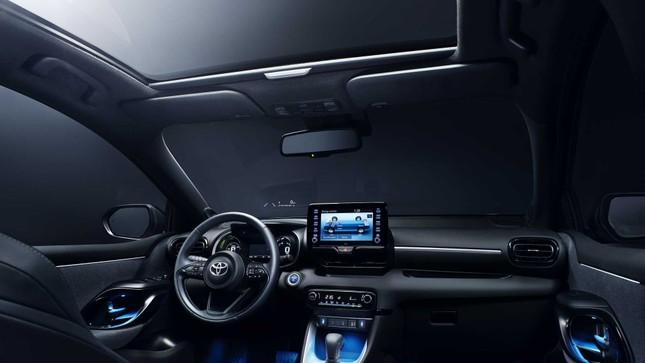 Toyota Yaris thế hệ mới trình làng thị trường châu Âu ảnh 2
