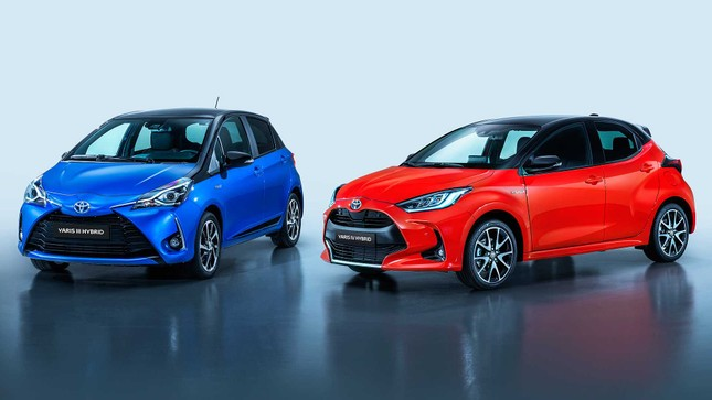 Toyota Yaris thế hệ mới trình làng thị trường châu Âu ảnh 4