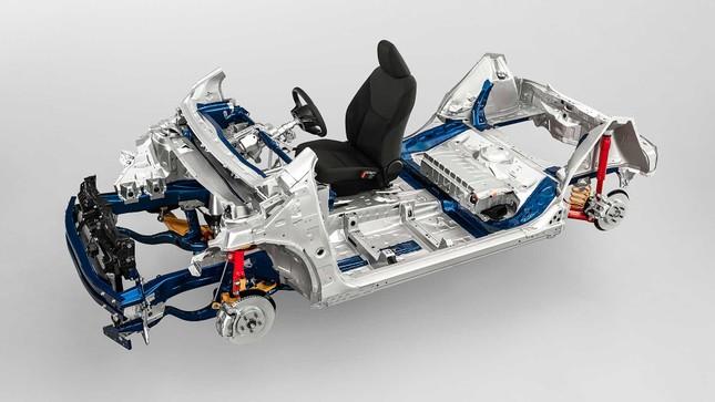 Toyota Yaris thế hệ mới trình làng thị trường châu Âu ảnh 3