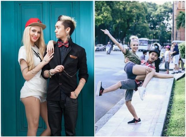 Những tình yêu trai Việt gái Tây nổi tiếng với dân mạng ảnh 6