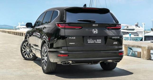 Honda Breeze - 'con lai' của CR-V và Accord ra mắt ở Trung Quốc ảnh 2
