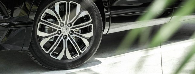 Honda Breeze - 'con lai' của CR-V và Accord ra mắt ở Trung Quốc ảnh 6