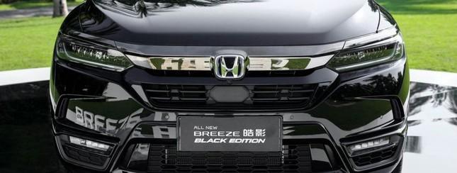 Honda Breeze - 'con lai' của CR-V và Accord ra mắt ở Trung Quốc ảnh 3
