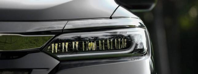 Honda Breeze - 'con lai' của CR-V và Accord ra mắt ở Trung Quốc ảnh 4