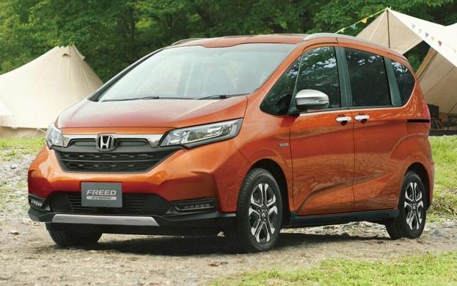 MPV cỡ nhỏ Honda Freed 2020 ra mắt tại Nhật Bản ảnh 2