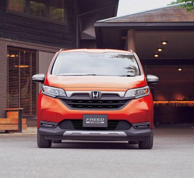 MPV cỡ nhỏ Honda Freed 2020 ra mắt tại Nhật Bản ảnh 1