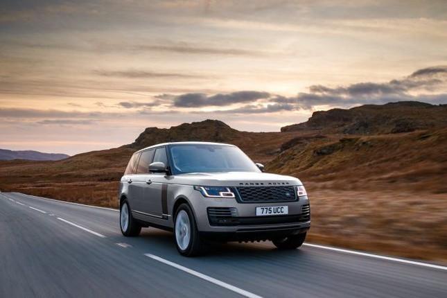 Top 10 mẫu SUV cho cảm giác êm ái nhất ảnh 2