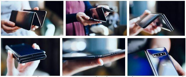 Khám phá smartphone màn hình gập làm 3 dị nhất hiện nay ảnh 2
