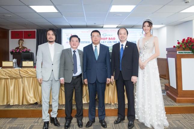 Hoàng Nhật Nam đảm nhận vai trò Tổng đạo diễn tại Festival Hoa Đà Lạt ảnh 3