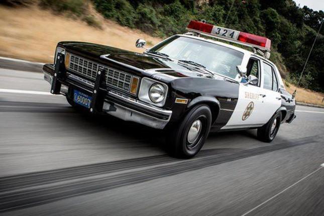 Lịch sử của những chiếc xe cảnh sát 'siêu ngầu' tại Mỹ ảnh 5