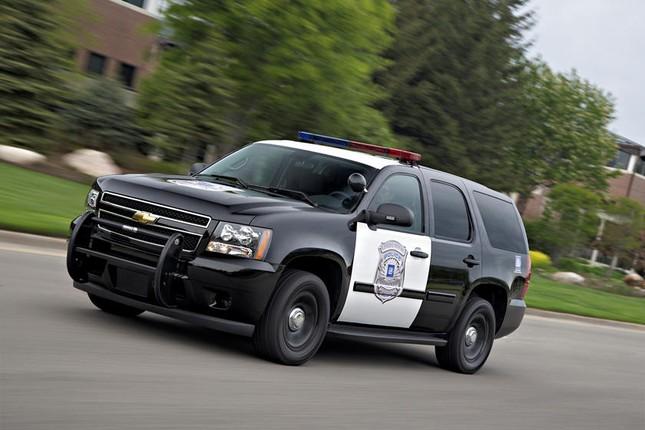 Lịch sử của những chiếc xe cảnh sát 'siêu ngầu' tại Mỹ ảnh 8