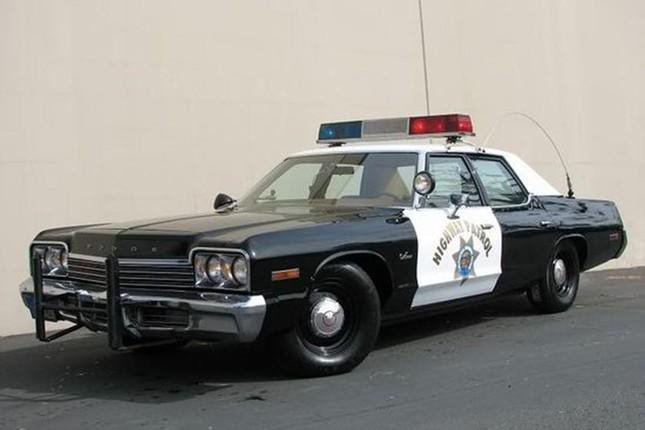 Lịch sử của những chiếc xe cảnh sát 'siêu ngầu' tại Mỹ ảnh 3