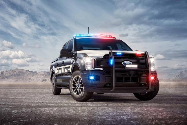 Lịch sử của những chiếc xe cảnh sát 'siêu ngầu' tại Mỹ ảnh 10