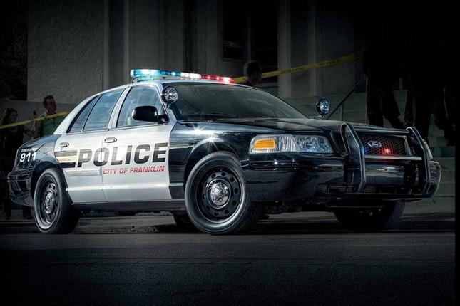 Lịch sử của những chiếc xe cảnh sát 'siêu ngầu' tại Mỹ ảnh 7