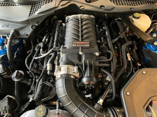 Ford Mustang công suất 700 mã lực với giá chưa đến 1 tỷ đồng ảnh 2
