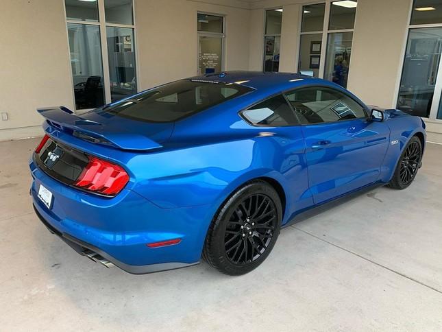 Ford Mustang công suất 700 mã lực với giá chưa đến 1 tỷ đồng ảnh 1