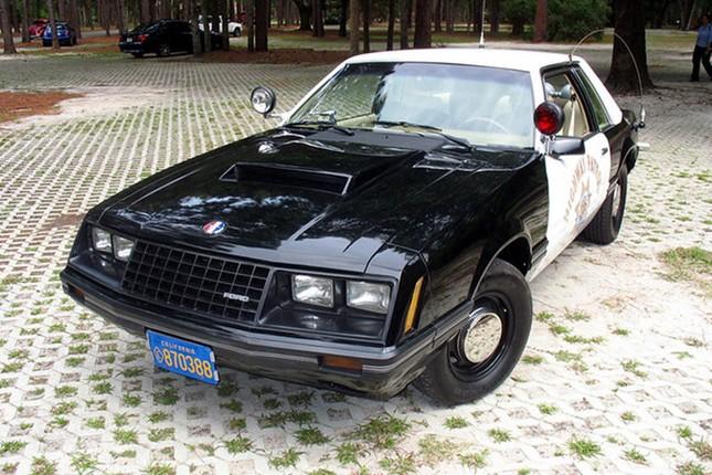 Lịch sử của những chiếc xe cảnh sát 'siêu ngầu' tại Mỹ ảnh 6