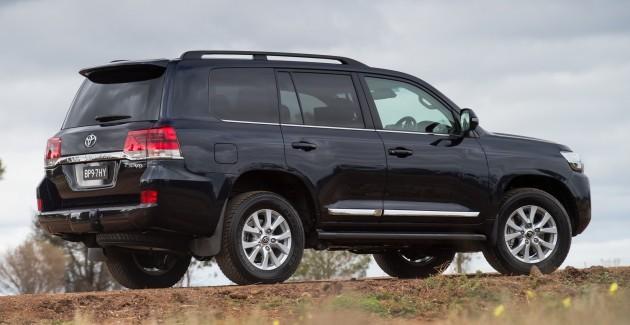 Land Cruiser sắp có thế hệ mới với động cơ V6 3.5L ảnh 1