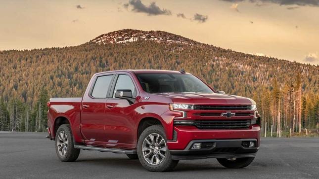 Top 10 mẫu xe bán chạy nhất tại Mỹ năm 2019 ảnh 8