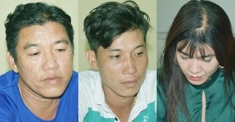 4 kẻ say xỉn hành hung CSGT khi bị kiểm tra nồng độ cồn ảnh 2
