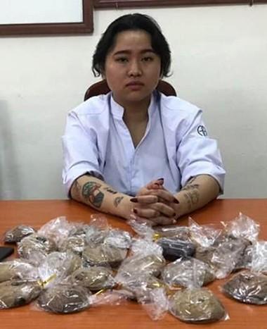 Làm bánh tẩm cần sa, bán giá hơn 200.000 đồng tại Hà Nội ảnh 1