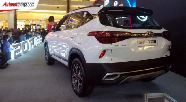 Kia Seltos có giá từ 502 triệu đồng tại Indonesia ảnh 3