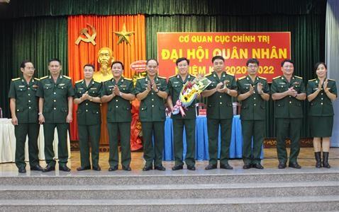 Bộ Quốc phòng bổ nhiệm 2 tân Chính ủy ảnh 2