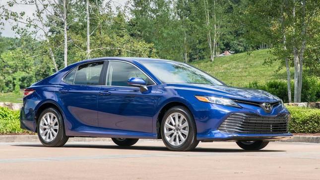 Top 10 mẫu xe tiết kiệm nhiên liệu nhất năm 2020 ảnh 1