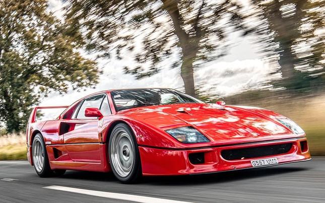 Top 10 siêu xe của mọi thời đại ảnh 2