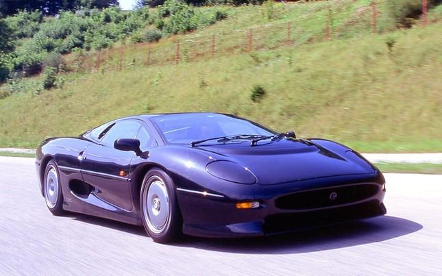 Top 10 siêu xe của mọi thời đại ảnh 3