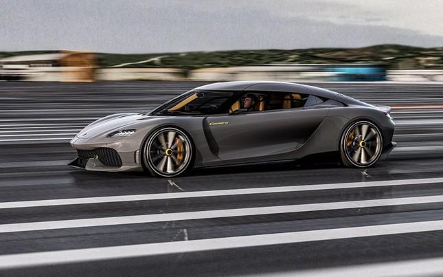 Top 10 siêu xe của mọi thời đại ảnh 10