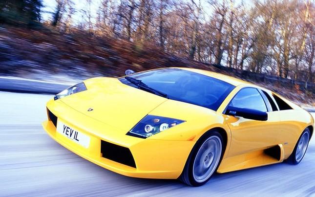 Top 10 siêu xe của mọi thời đại ảnh 5