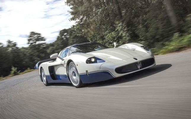 Top 10 siêu xe của mọi thời đại ảnh 6