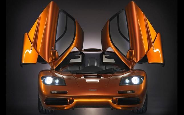 Top 10 siêu xe của mọi thời đại ảnh 4