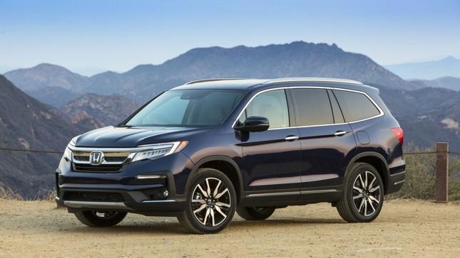 Top 10 mẫu ôtô bền nhất tại Mỹ ảnh 4
