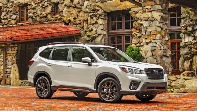 Top 10 mẫu ôtô bền nhất tại Mỹ ảnh 6