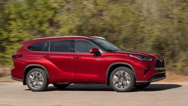 Top 10 mẫu ôtô bền nhất tại Mỹ ảnh 10
