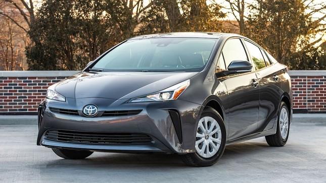 Top 10 mẫu ôtô bền nhất tại Mỹ ảnh 2