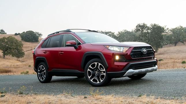 Top 10 mẫu ôtô bền nhất tại Mỹ ảnh 5