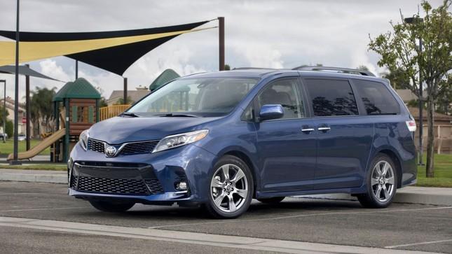 Top 10 mẫu ôtô bền nhất tại Mỹ ảnh 9