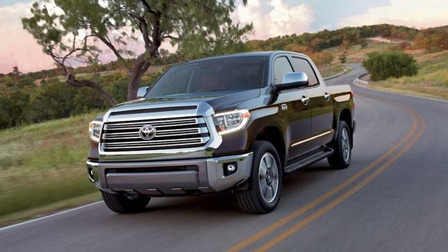 Top 10 mẫu ôtô bền nhất tại Mỹ ảnh 7
