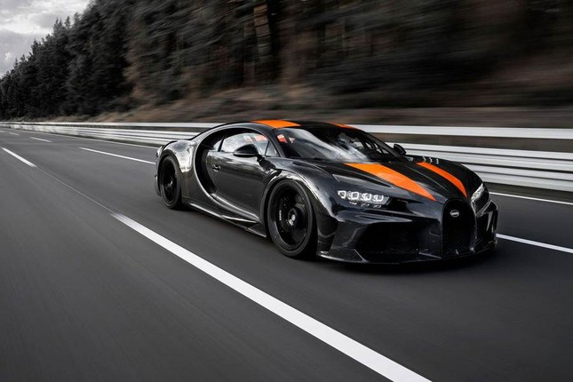 Top 8 siêu xe nhanh nhất hành tinh ảnh 8