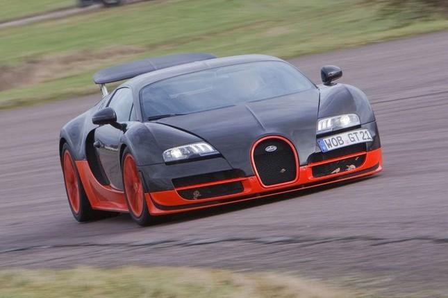 Top 8 siêu xe nhanh nhất hành tinh ảnh 5