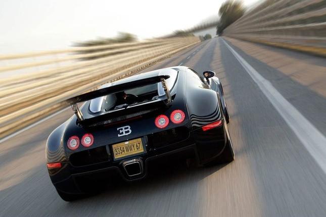 Top 8 siêu xe nhanh nhất hành tinh ảnh 3