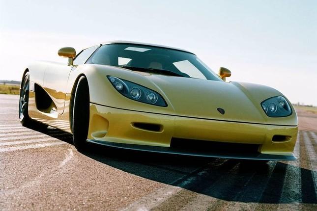 Top 8 siêu xe nhanh nhất hành tinh ảnh 2